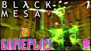 Black Mesa | Crowbar vs Facehugger | PART 1 | Playthrough