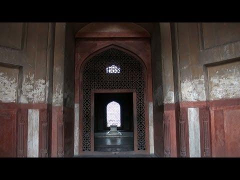 Inside Humayun's Tomb