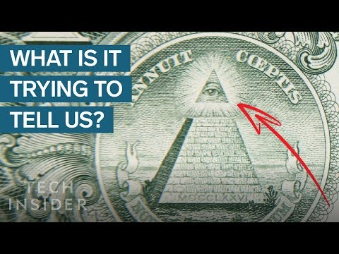 What The Eye In Every Conspiracy Theory Actually Means