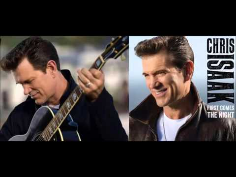 """Chris Isaak & his drummer Kenney Dale Johnson : interview (nov. 2015 • """"First Comes The Night"""")."""