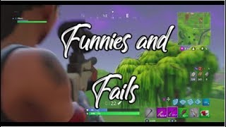 Fortnite - Funnies and Fails #1! (Fortnite Battle Royale)