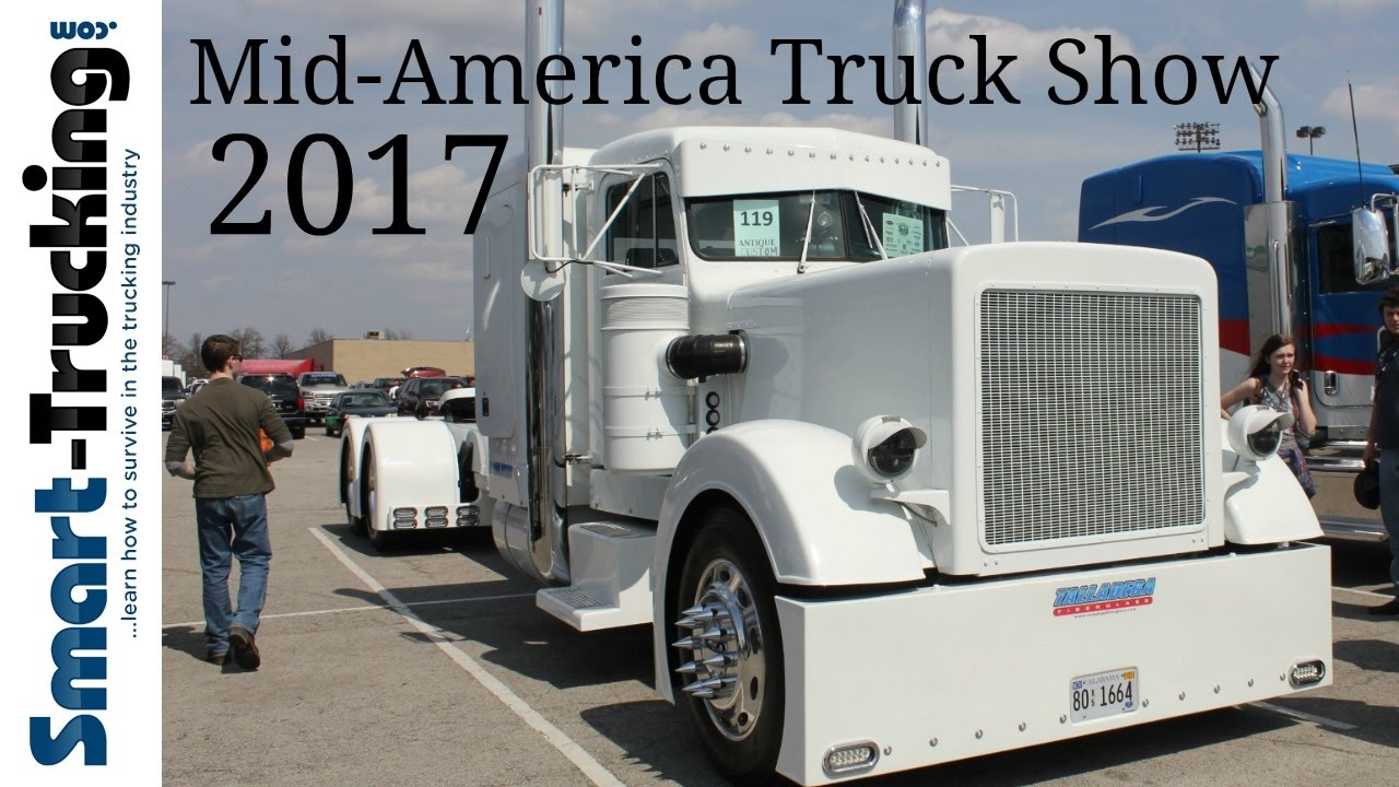 MidAmerica Truck Show YouTube - Car and truck shows near me