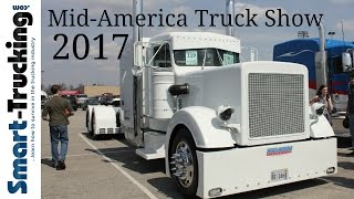 Mid-America Truck Show 2017