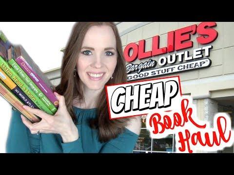 CHEAP HOMESCHOOL BOOK HAUL!   Where to Buy Cheap Books!