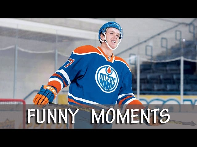 Connor McDavid - Funny Moments [HD]