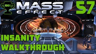 Pinnacle Station: Vidinos - Mass Effect 1 Insanity Walkthrough Part 57 [100% Completionist]