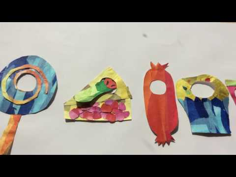 The Compass School - 'The Very Hungry Caterpillar' - As told by Form 7