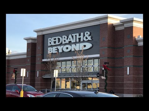 Silent Version - Inside Bed Bath & Beyond with a good look (Only) of their Vacuum Stock!!