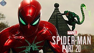 Spider-Man PS4 Walkthrough Part 20 - SCORPION ATTACKS!