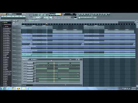 Wiz Khalifa - My Favorite Song Instrumental Remake fl studio!!! (w/free flp!!!)