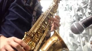 タンジェリンをアルトサックスで演奏してみました。 長内音楽教室 http:...