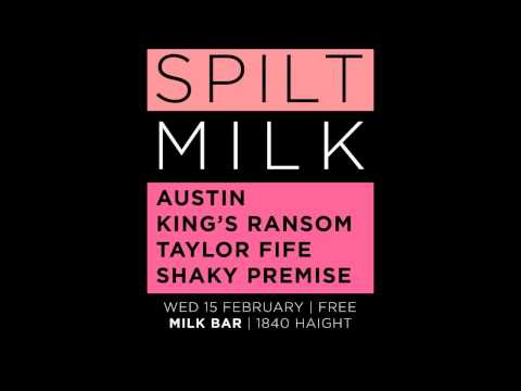 TF: I Wanna Dance With Somebody Mix For Spilt Milk - February 15, 2012