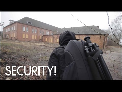 Urbex | SECURITY verdirbt uns die Tour! - Lost Places Germany