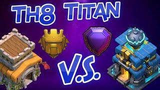 || Elite Eight ™ | Th8 Titan Attacks | Clash Of Clans 2019 ||