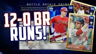 Friday Night 12-0 Battle Royale Runs! MLB The Show 17 | Battle Royale