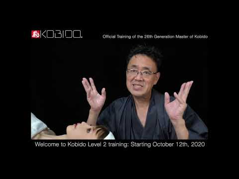 Welcome To KOBIDO® Level 2 Training, Starting October 12th 2020