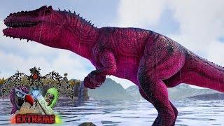MEGA EVOLUTION GIGANOTO! - eXtreme ARK #16 - ARK: Survival Evolved