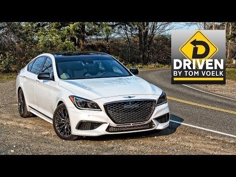 2018 Genesis G80 Sport Car Review