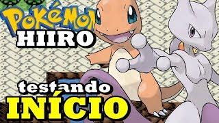 Pokémon Hiiro (Hack Rom - GBC) - O Início