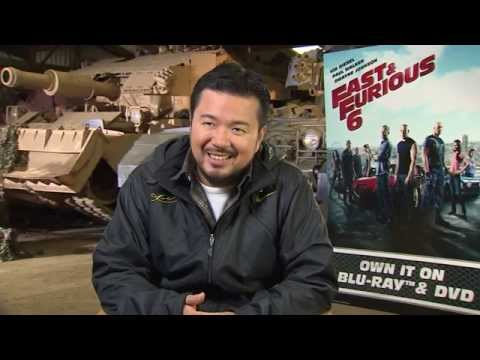 Interview Justin Lin at the DVD Release of Fast and Furious 6