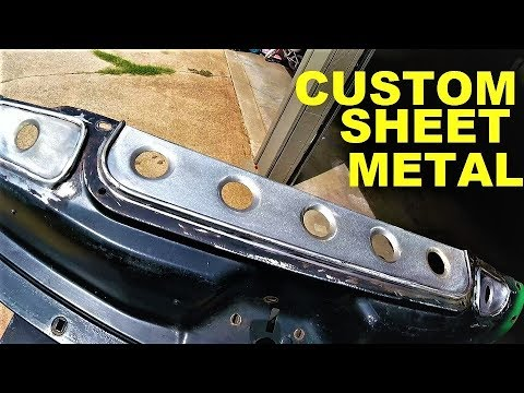 how-to-build-custom-sheet-metal-filler-panels!-(with-dimple-dies)