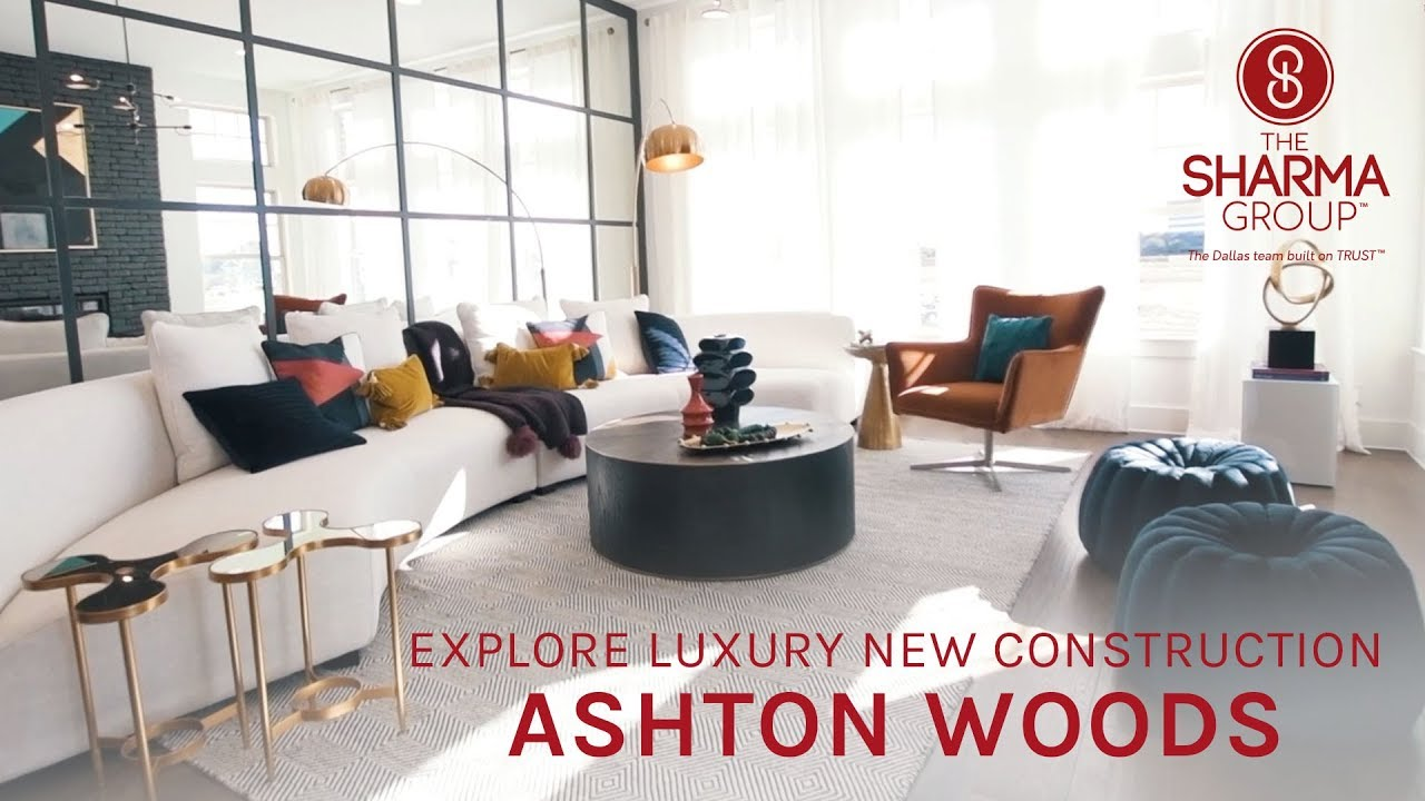 Explore Ashton Woods Luxury Homes in Dallas, TX | The Sharma Group