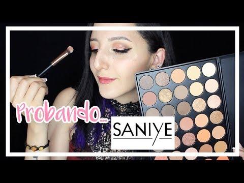 Maquillaje con productos de Saniye  BBB | Lau Kudo