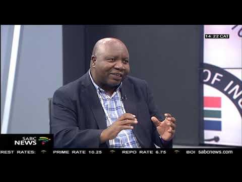 State Capture Inquiry | Mcebisi Jonas' testimony - Mzwandile Mbeje