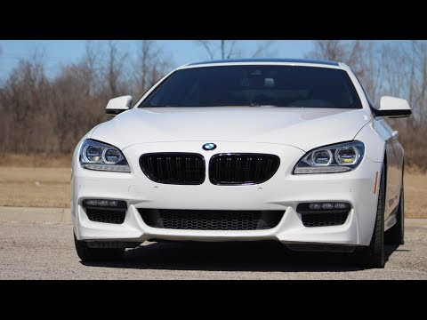 What Is It Like To Own A BMW 650i Gran Coupe xDrive?