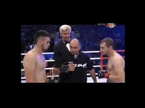 Энвер Аблякимов vs. Гога Шаматава | Enver Ablyakimov vs. Goga Shamatava | TKFC