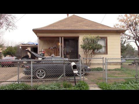 Police found a secret gun range under this California home