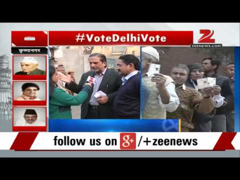 Voting begins for 70-member Delhi assembly
