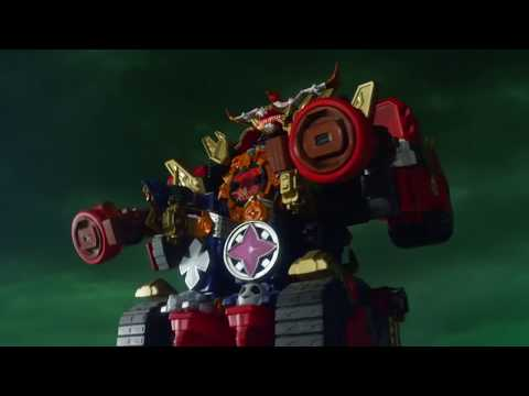 All Megazords In Power Rangers Ninja Steel | Episodes 1-20 | Hasbro Compilation | Superheroes