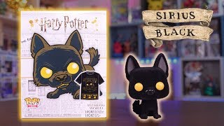 Hot Topic Sirius Black Funko Pop and Tee Combo - Unboxing & Review!