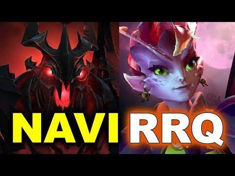NAVI vs RR.QEON - Group A - GESC INDONESIA MINOR DOTA 2