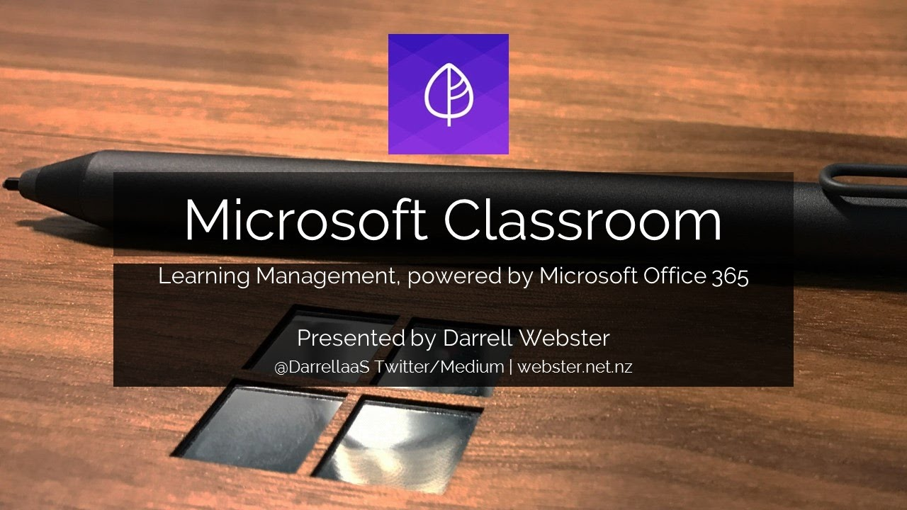 Introducing Microsoft Classroom - YouTube