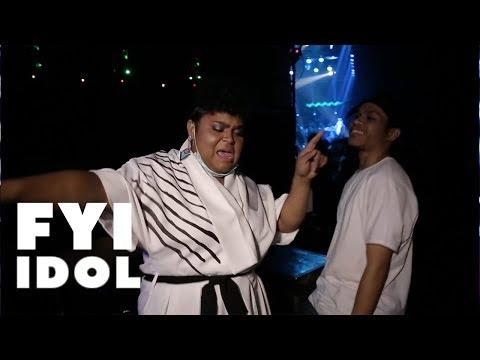 "FYI IDOL ""SPEKTA 3 ""Backstagelyfe Reaction"