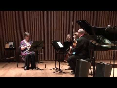 Douglas Townsend's 8 x 8:  VARIATIONS ON A THEME OF MILHAUD (1955) (NY premiere)