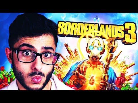 CARRYMINATI PLAYS BORDERLANDS 3