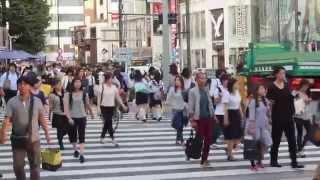 Japan October 2014