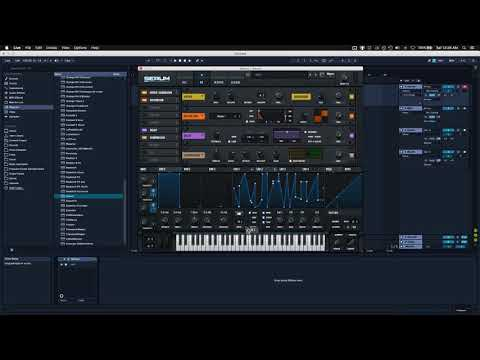 Sound Design 04:   Serum