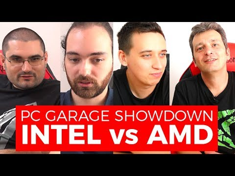 PC Garage Showdown: Intel vs AMD Full Movie