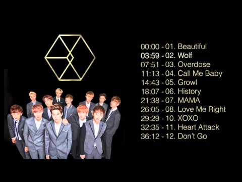 EXO Greatest Hits || Best Of EXO Songs