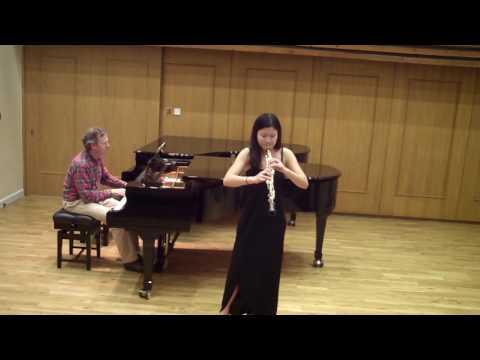 Telemann oboe sonata in A minor, TWV 41:a3