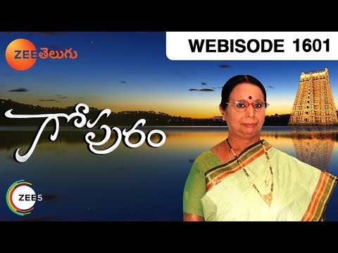 Gopuram - Episode 1601  - August 9, 2016 - Webisode