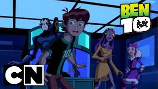 Ben 10: Omniverse - Catfight (Preview) Clip 1