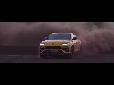 Lamborghini Urus   The world's first Super Sport Utility Vehicle