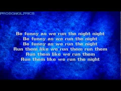 We Run The Night LYRICS - Pitbull ft. Havana Brown