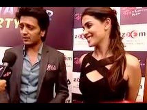 Riteish Deshmukh & Genelia D'Souza talk about their upcoming film