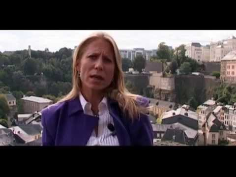 Luxembourg Business Woman Manager 2008